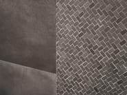 Pavimento/rivestimento in gres porcellanato a tutta massa effetto cemento POWDER - MARAZZI