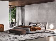 Bed SPENCER BED - Minotti