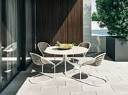 Outdoor table CLAYDON OUTDOOR - Minotti