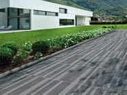 Outdoor wall/floor tiles GRAFFITI - FAVARO1