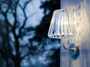 Indirect light glass wall lamp GLITTERS | Wall lamp - Lasvit
