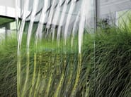 Decorated glass LASVIT LIQUIDKRISTAL - Lasvit