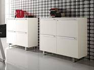 Office drawer unit SEVENTIES | Office drawer unit - Las Mobili