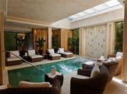 Garden armchair with armrests PROVENCE | Garden armchair - Sérénité Luxury Monaco