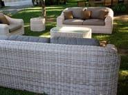 2 seater garden sofa PROVENCE | 2 seater sofa - Sérénité Luxury Monaco