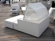 Two seater photovoltaic sofa SANTA MONICA - PHOTOVOLTAIC | Sofa - Sérénité Luxury Monaco