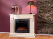 Electric wall-mounted fireplace MADRID SUITE - BRITISH FIRES
