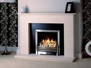 Gas wall-mounted fireplace EKOS - BRITISH FIRES