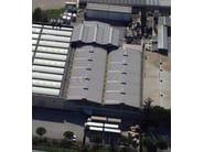 Insulated metal panel for roof TERMOCOPERTURE® SLIM - ELCOM SYSTEM