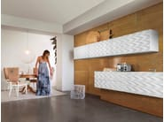Modular wall-mounted custom kitchen MAORI | Kitchen - Bizzotto