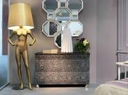 Wooden dresser REBECCA | Dresser - Bizzotto
