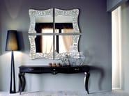 Wall-mounted framed mirror C260 | Specchio con cornice - Bizzotto