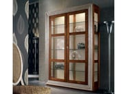 Silver leaf display cabinet ÉTOILE DAY | Display cabinet - Cantiero