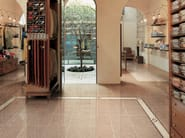 Porcelain stoneware flooring with stone effect GRANITO - Ceramiche Coem