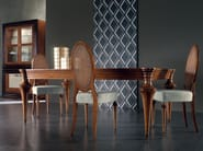 Extending rectangular solid wood table ÉTOILE DAY | Extending table - Cantiero