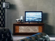 Silver leaf sideboard with drawers ÉTOILE DAY | Sideboard - Cantiero