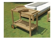 Food outdoor trolley BERBEDA | Outdoor trolley - Il Giardino di Legno