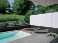 Porcelain stoneware outdoor floor tiles BASALTINA   Outdoor floor tiles - Ceramiche Coem