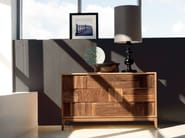 Walnut dresser M-117 | Dresser - Dale Italia