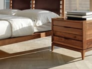 Wooden bedside table with drawers M-116 | Bedside table - Dale Italia