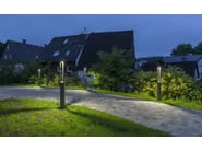 LED bollard light for Public Areas TRIS 1800 | Bollard light for Public Areas - Platek