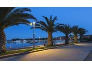 LED bollard light for Public Areas TRIS 3600 | Bollard light - Platek