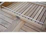 Wooden tray KOKO   Teak tray - Il Giardino di Legno