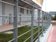 Bar modular iron Fence VILLAGE - CMC DI COSTA MASSIMILIANO