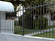 Bar modular iron Fence DOPPIA SFERA - CMC DI COSTA MASSIMILIANO