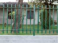 Bar modular iron Fence ANGOLARE - CMC DI COSTA MASSIMILIANO