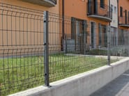 Modular iron Fence ONDINA - CMC DI COSTA MASSIMILIANO