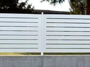 Modular plate Fence MARE - CMC DI COSTA MASSIMILIANO