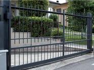 Sliding iron gate LANCIA BIS - CMC DI COSTA MASSIMILIANO