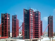 Formwork and formwork system for concrete LICO - PERI