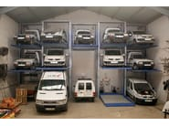 Automatic parking systems TRIPARK - O.ME.R.