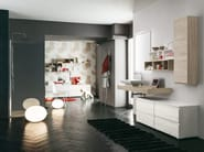 Bathroom furniture set AB 6140 - RAB Arredobagno