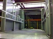 Parking lift HYPERLIFT 80 4C - O.ME.R.