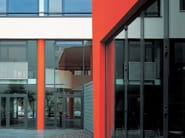 Steel thermal break window JANSON JANISOL HI - Jansen