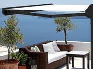 Freestanding Folding arm awning OMBRALSUN - KE Outdoor Design
