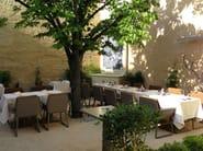 Sunbrella® garden chair VENDÔME | Chair with armrests - Sérénité Luxury Monaco