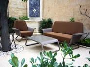 Rectangular garden side table VENDÔME | Garden side table - Sérénité Luxury Monaco