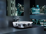 Countertop washbasin URBAN - ROCA SANITARIO