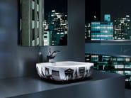 Countertop washbasin URBAN - ROCA SANITARIO