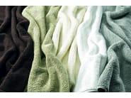 Rectangular polyester bath mat TWIST - DECOR WALTHER