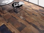 Porcelain stoneware flooring with wood effect OLD_WOOD | Flooring - Ceramica Fioranese