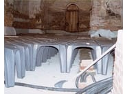 Formwork for crawl spaces GRANCHIO - PROJECT FOR BUILDING