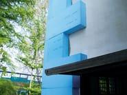 XPS thermal insulation panel STYROFOAM Etics - DOW Building Solutions - Soluzioni per l'edilizia