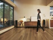 Wall/floor tiles with wood effect LIFE NOCE - Ceramiche Caesar