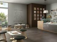 Porcelain stoneware wall/floor tiles SistemE - MARAZZI