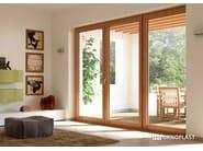 PVC triple glazed window WINERGETIC PREMIUM - OKNOPLAST GROUP